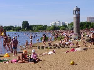 11.6.2011: Naherholung in Minsk- eine interkulturelle Studie