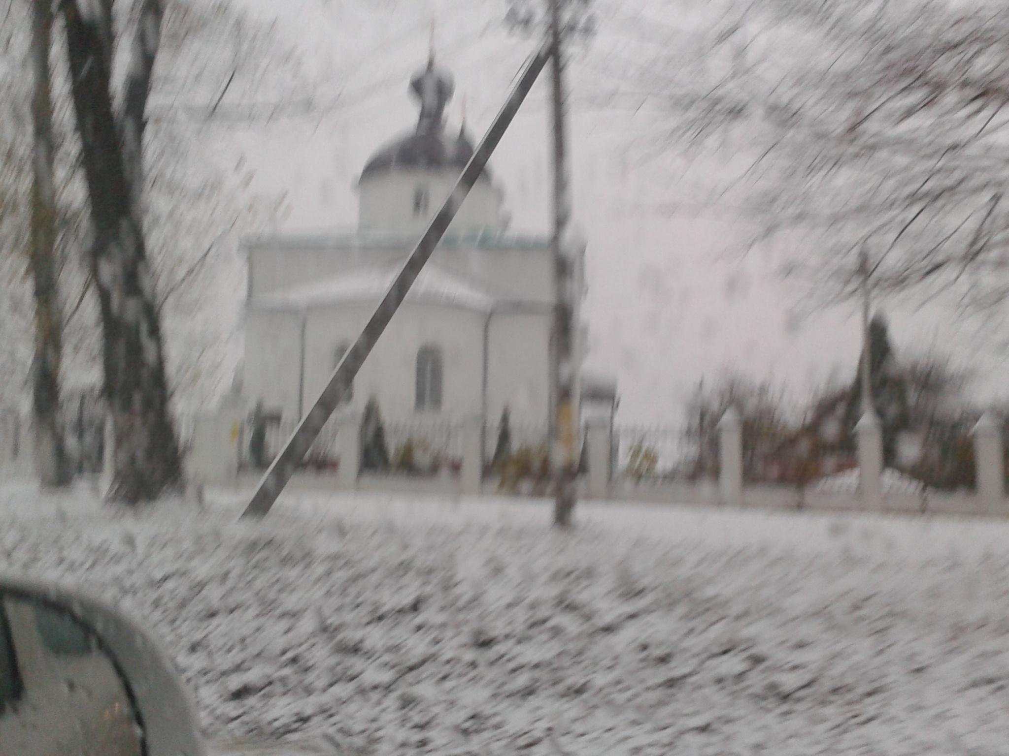 Kirche von Senica