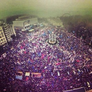 Euromaidan- und warum er mir das Herz schwer macht