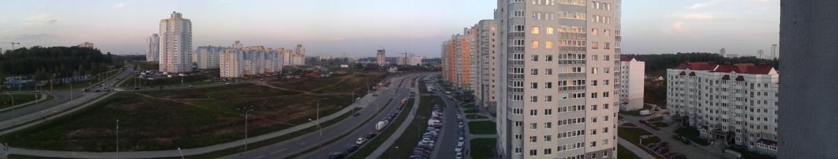 Willkommen in Boomtown Minsk!